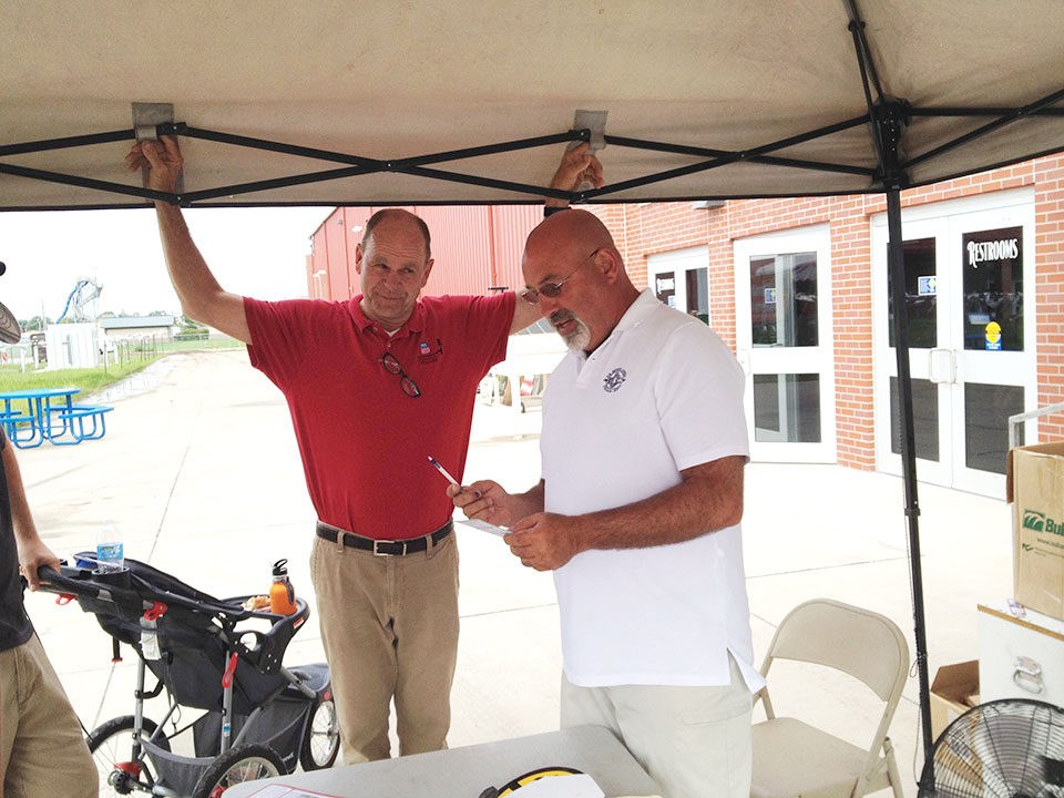 Operation_Lifesaver_NE_State_Fair_Pat_Leahy_NP_Trackman_Red_Shirt_and_Marvin_Nesiba_NP_Car_Foreman_White_Shirt_2_-(1)